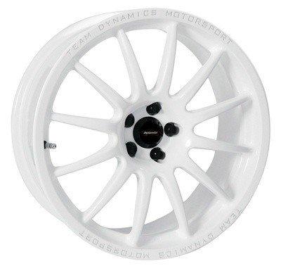 Felga Team Dynamics PRO RACE 1.2 9x17 czarny lub biały