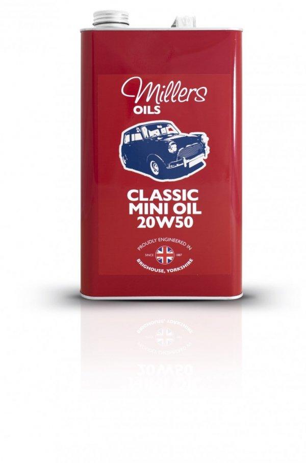Olej Classic Mini Oil 20w50 5l