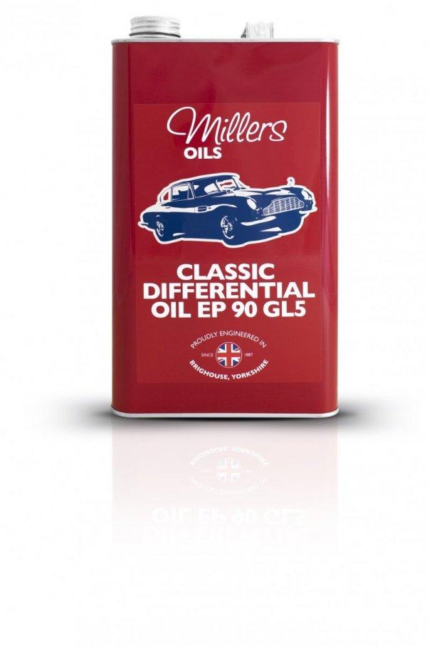 Olej Classic Differential 90 GL5 5l