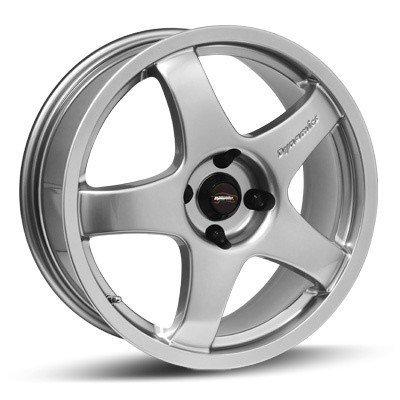 Felga Team Dynamics PRO RACE 3 7x17 srebrna