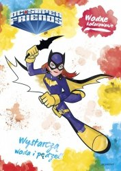 DC SUPER FRIENDS WODNE KOLOROWANIE