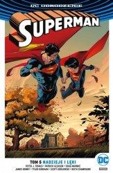 NADZIEJE I LĘKI SUPERMAN TOM 5
