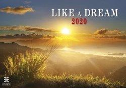 KALENDARZ 2020 LIKE A DREAM EX