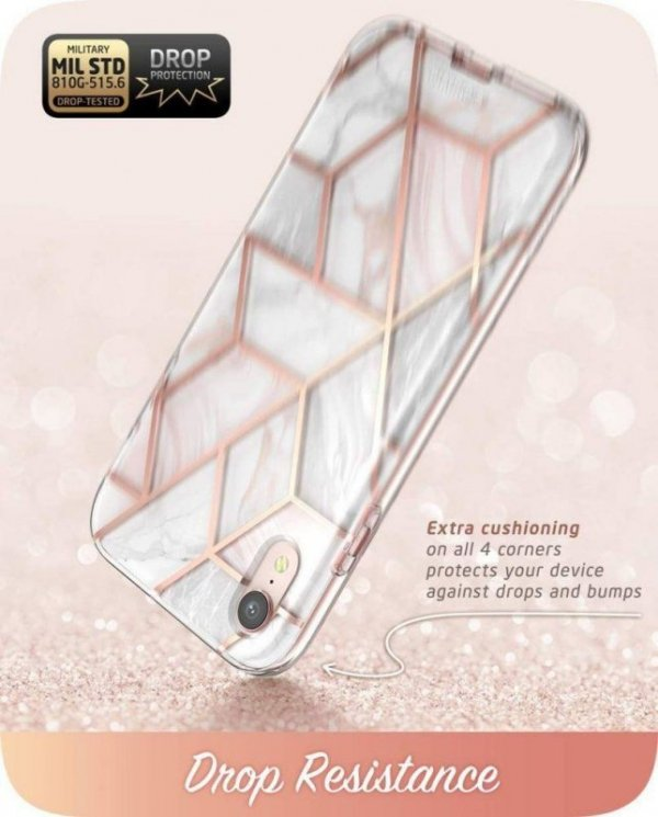 Etui Supcase Cosmo Iphone Xr Marble