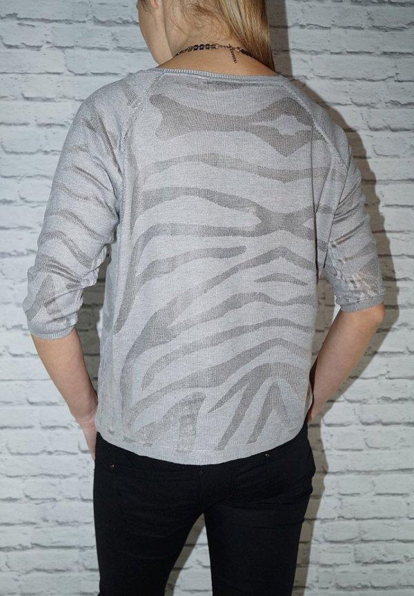 Bluzeczka w zebrę