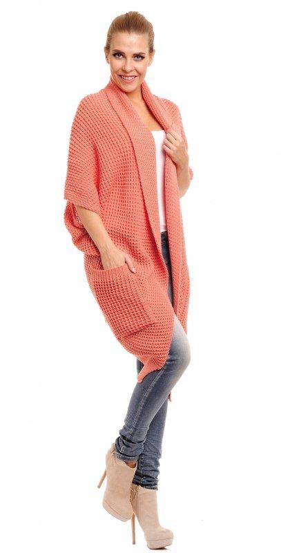 Sweter Damski Model Ingrid Łosoś