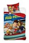 Pościel Psi Patrol 140x200 Carbotex 100% bawełna PAW 3007