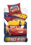 Pościel Cars Samochody 160x200 cm Carbotex 100% bawełna