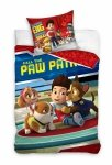 Pościel Psi Patrol 160x200 Carbotex 100% bawełna PAW 3007