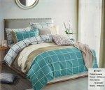 Pościel Mengtianzi Kolorowa 200x220 100% bawełna B-1011
