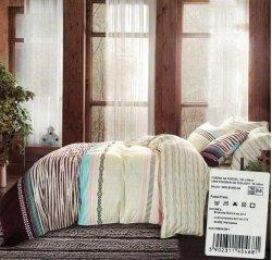 Pościel Cotton World 160x200 Kolorowa 100% bawełna wz. 506