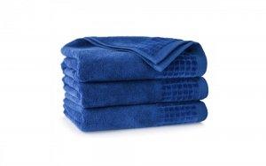 Ręcznik kąpielowy Zwoltex 50x100 Paulo 3 -Chabrowy - Bawełna Egipska.