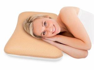 Poduszka ortopedyczna z pianki termoplastycznej do spania Matex DELTA