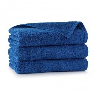 Ręcznik kąpielowy Zwoltex 70x140 KIWI 2 - Chabrowy - Bawełna Egipska.