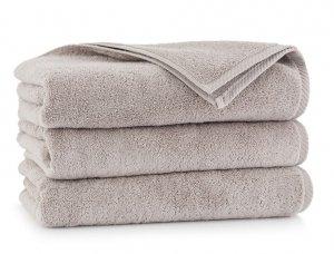 Ręcznik kąpielowy Zwoltex 50x100  KIWI 2 - Sand - Bawełna Egipska.