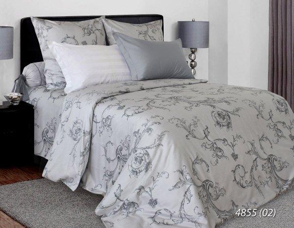 Pościel Żakardowa 200x220 bawełna satynowa Luxury