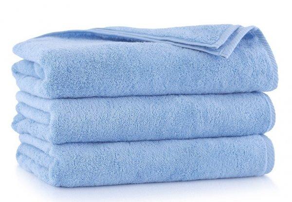 Ręczniki kąpielowy Zwoltex Kiwi 2 Niebieski 50x100 cm