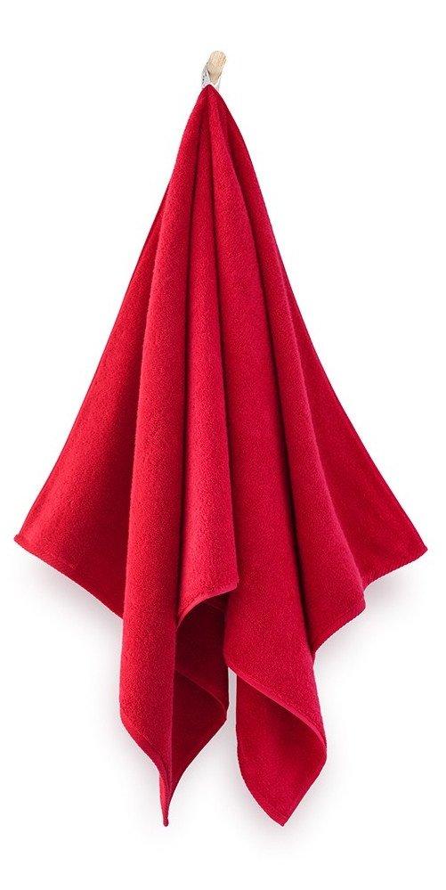 Ręcznik kąpielowy Zwoltex Czerwony