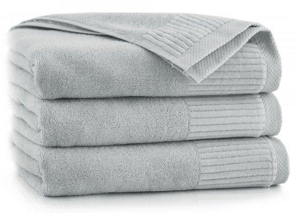 Ręcznik kąpielowy 70x140 Zwoltex Lisbona - Stalowy