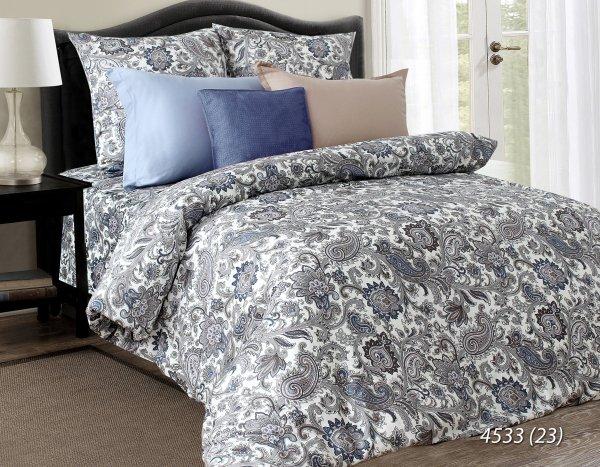 Pościel satynowa Luxury 200x220 Żakardowa 100% bawełna