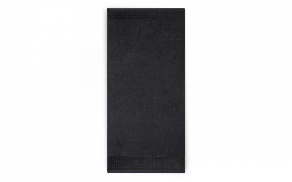 Ręcznik kąpielowy Paulo 3 Czarny - 70x140 cm