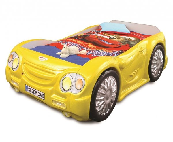 Łóżko dziecięce SleepCar