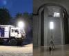 Oświetlenie pola akcji PowerTube II moc 20 000 lm (rozmiar M) 230V