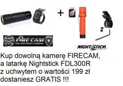 Kamera FireCam WiFi HD + karta pamięci 16 GB + GRATIS