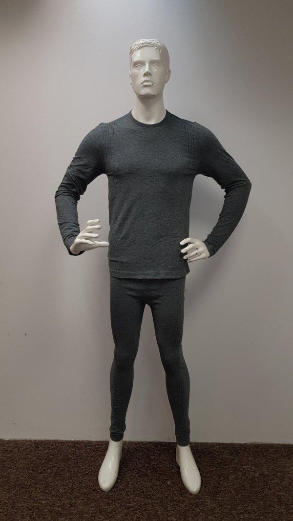 Bielizna podbarierowa Brubeck Protect trudnopalna/antystatyczna - spodnie