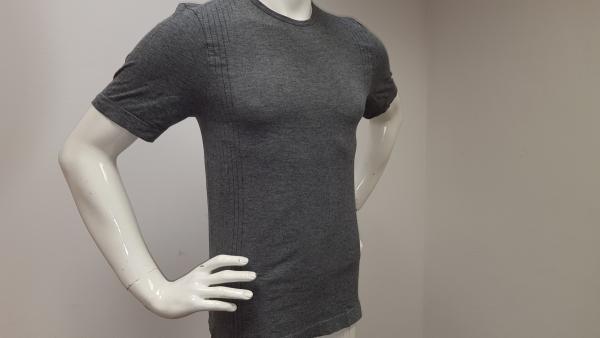 Bielizna podbarierowa Brubeck Protect trudnopalna/antystatyczna - koszulka krótki rękaw