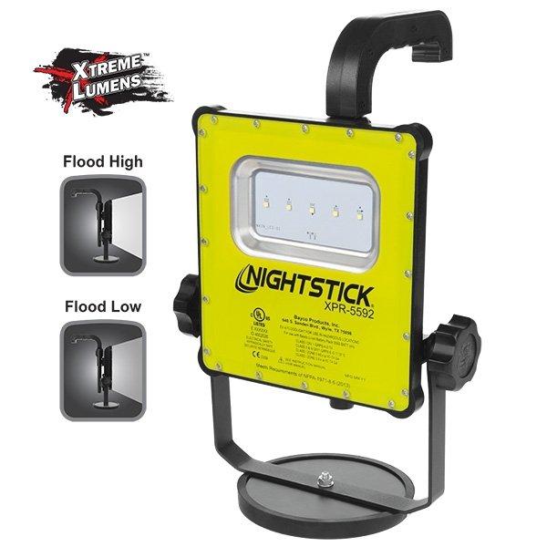 Najaśnica Nightstick XPR-5592GCX - zestaw