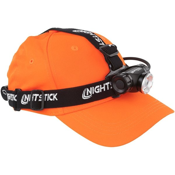 Latarka czołowa Nightstick USB-4708B