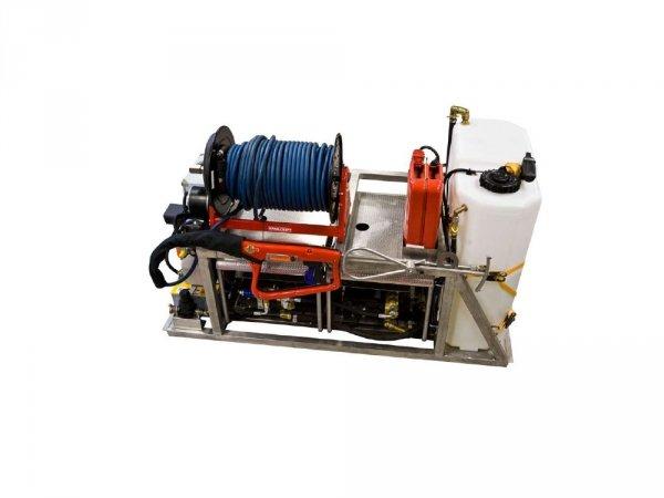Urządzenie gaśniczo-tnące COLDCUT COBRA C 330 P SKID