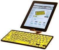 XL Print - bezprzewodowa klawiatura z powiększoną czcionką