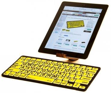 XL Print - żółta