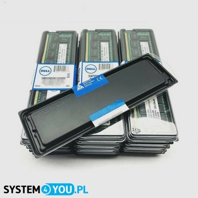 Pamięć Dell 32GB 2Rx4 DDR4 RDIMM PC4-2666V 2666MHz