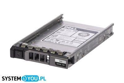 Dysk Dell 800GB SSD SATA 2,5 6G Mixed Use