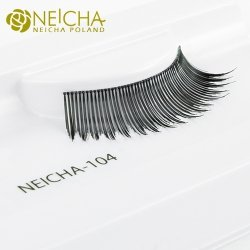 Strip false eyelashes 104