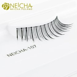 Strip false eyelashes 107