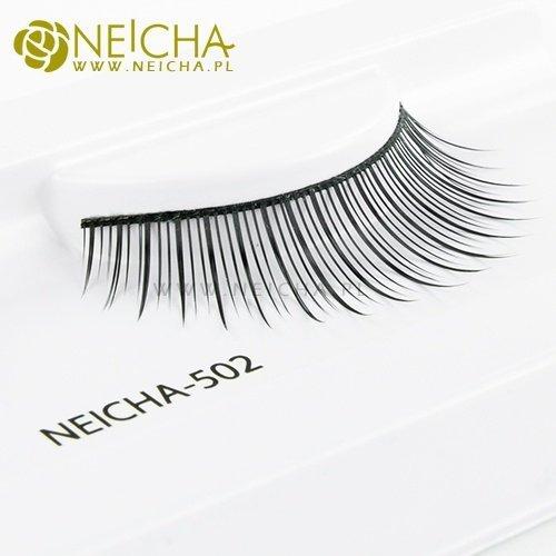 Strip false eyelashes 502