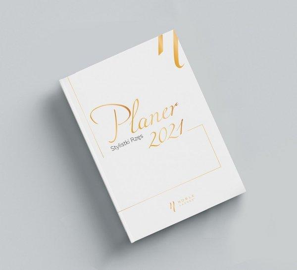 Lash Stylist Planner 2021