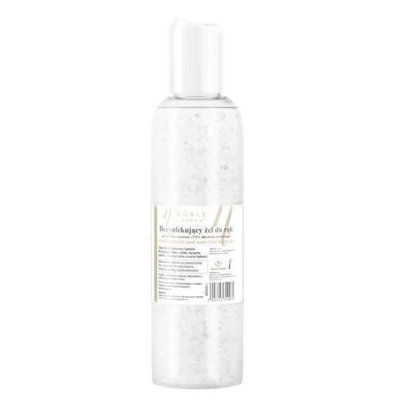 Antibacterial and antiviral hand gel