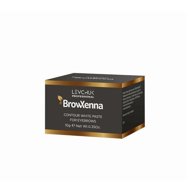 Biała pasta do brwi Brow Henna (Xenna)