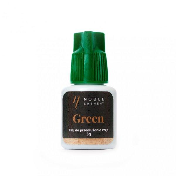 PROMOCJA Klej do rzęs GREEN 3ml