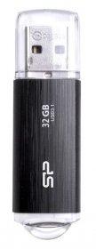 Pendrive Silicon Power Blaze SP032GBUF3B02V1K (32GB; USB 3.1; kolor czarny)
