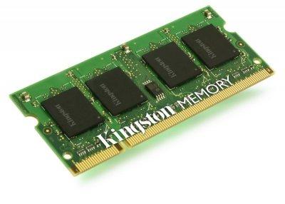 Pamięć Kingston KVR13LS9S6/2 (DDR3 SO-DIMM; 1 x 2 GB; 1333 MHz; CL9)