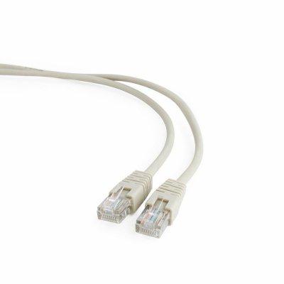 Gembird PP12-10M kabel sieciowy Cat5e Szary