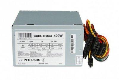 Zasilacz IBOX CUBE II 400W 12 CM FAN ZIC2400W12CMFA (400 W)