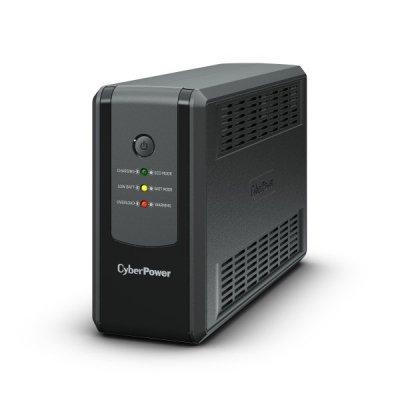 CyberPower UT650EG-FR zasilacz UPS Technologia line-interactive 650 VA 360 W 3 Gniazdo(a) sieciowe