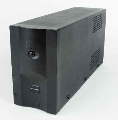 Zasilacz awaryjny UPS ENERGENIE Power Cube UPS-PC-652A (Desktop, TWR; 650VA)